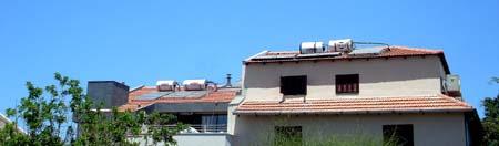 Wasser auf dem Dach