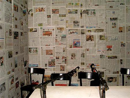 Tapete Zeitung lesereise 15 leipzig ich will alternativen zur kapitulation
