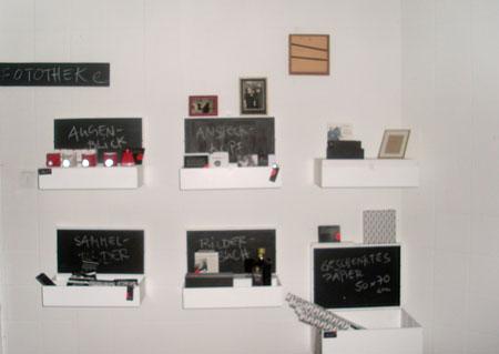 Augenblick, Ansteckknopf, Bilderbuch: Souvenirs