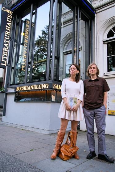Hamburg, Literaturhaus